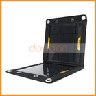 China supplier hot sale 6W solar charger bag solar panel charger foldable mobile solar charger