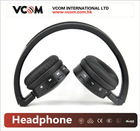 Factory Price Headphone Bluetooth Wireless with Memory SD Card