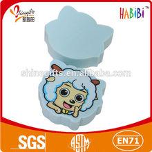 Lovely cartoon animal shape eraser