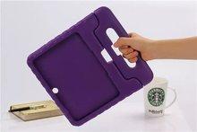 "50pcs/lot DHL free shipping EVA FOAM Kids Handle Shockproof Case for Samsung tab 4 Tablet 10.1"" P5200"