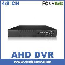 720P real time AHD DVR AHD wireless drivers dvr