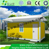 customize style top quality container house/flexible size low cost Customization services container house