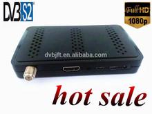 2014 mini model Videocipher RS Descrambler Compatable Satellite dvb-s2 receiver-Cable Innovations 100