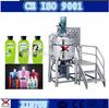 Liquid Detergent Making Machine Stainless Steel Shampoo Mixer