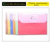 PP stationery bag ,handle bag,file bag,plastic bag