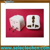 Hottest 10A Europe universal german to us plug converter SE-UA6