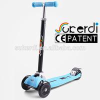 Christmas gift patent kids kick dirt scooter