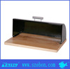 hotsale high quality stainless steel double bread box