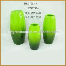 green color ceramic flower vase terracotta plant pots flower pots wholesale