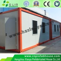 2014 modern prefabricated house with toilet,kitchen