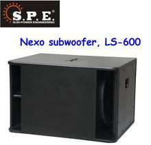 creative mini speakers subwoofer nexo subwoofer speaker LS-600 15 inch passive subwoofer