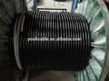 de un solo núcleo del cable de soldadura