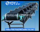 Coal mine material handling conveyor system