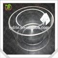 透明丸pvc4インチクリアプラスチックパイプ、 プラスチックチューブ