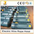 Cd modelo móvil grúa de elevación/polipasto eléctrico de cable