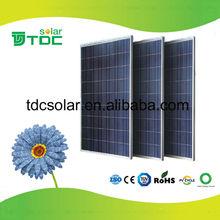 Good Quatliy/High efficiency solar panels miami florida for solar system