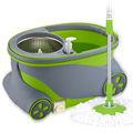china compras online plana e seca spin mop seco com rodas como visto na tv funções 5 spin and go dry fácil mop
