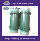 Axial direction two-way sleeve expansion joint