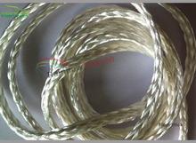 High Quality Glass Fiber Wick Silica Wick ekowool /eco wool wick