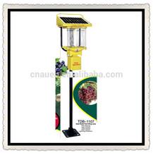Solar pest killing lamp, pest control lamp, time control