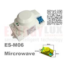 wireless motion microwave sensor