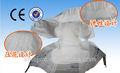 Pañales secos desechables superabsorbentes ultra-delgadas para adultos