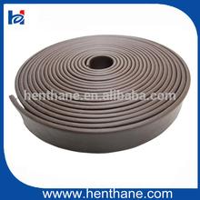 No odor vinyl coated polyester webbing waterproof vinyl strap