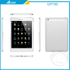 Artcom GP780 8GB+1GB 7.85inch 1024x768 G+F 2MP+8MP 5000mAh 3G quad core mtk6589 android smart phone