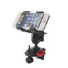 Handlebar mount phone holder bike for iphone bike mount for iPad