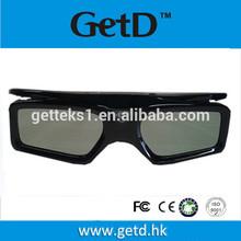 2014 Ultra Light Weight 2014 IFA 3D Active DLP Glasses/eyewear --GL900