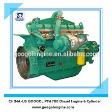 Googol Small Diesel Engine Water Cooled Engine 6 Cylinder Engine