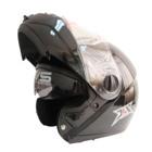helmet bluetooth/jet helmet/double visor flip up helmet