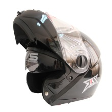 helmet bluetooth/jet helmet/double visor flip up helmet