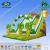 vivid tiger slide, inflatable slides for kids