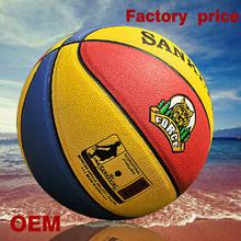 Bulk costomize wholesale basketballs,toy ball for child children
