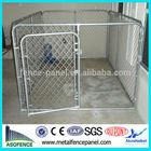 galvanized chain link indoor dog kennels