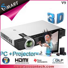 Vissontech new hot selling windows V9 star master projector lamps