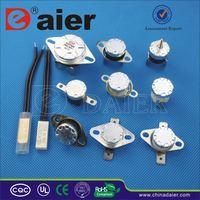 Daier defrost limit temperature control