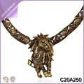 aslan kolye kolye Türük mücevher fabrikası