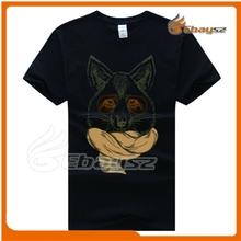 custom t-shirt 3d printing t-shirt stock lot