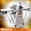 Omega comercial stand tipo de equipo de la panadería/pastelería laminadora