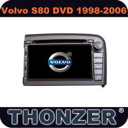 2 din 7inch dvd gps for volvo s80 car radio(TZ-VLS80)