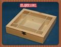2014 natureza cor de madeira de pinho caixa de chá para venda caixa de madeira de madeira caixa de saco de chá