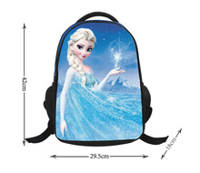 Wholesale high quality beautiful frozen accessories kids birthday gift kids frozen bags