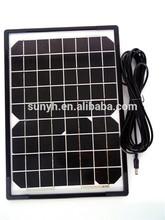 10w 18v aluminum solar panel