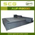 تصميم جديد واقتصادية gen4 ريكو طابعة مسطحة led الأشعة فوق البنفسجية آلة الطباعة