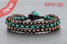 fashion charm turquoise bracelet wholesale china