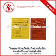 Plastic Material Custom Design vacuum sealing zip lock plastic bags