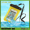 Popular High Quality Plastic Waterproof Bag for Smartphone 4.3-4.8 inch
