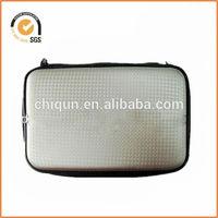 waterproof pu case With eva hearing aid battery storage dongguan